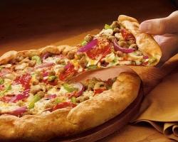 Лучшая пицца в столице украины!