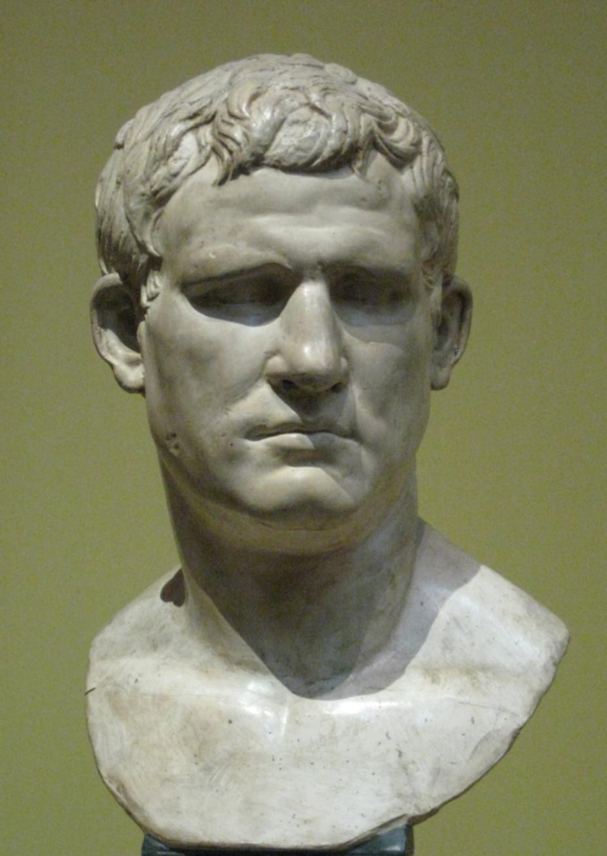 Марк агриппа: незаменимый друг императора