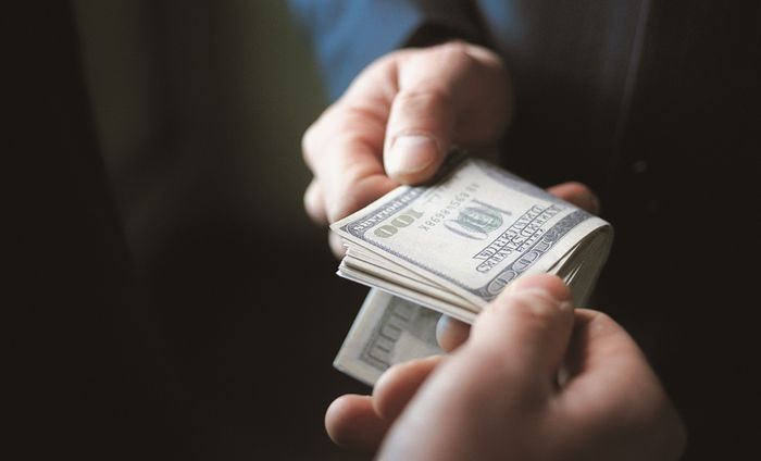 Механизм коррупции