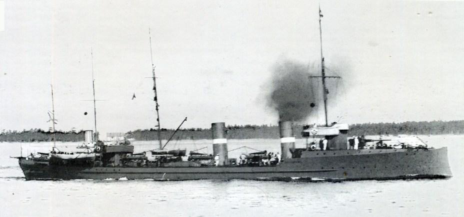 Морская война на каспии: год 1920-й