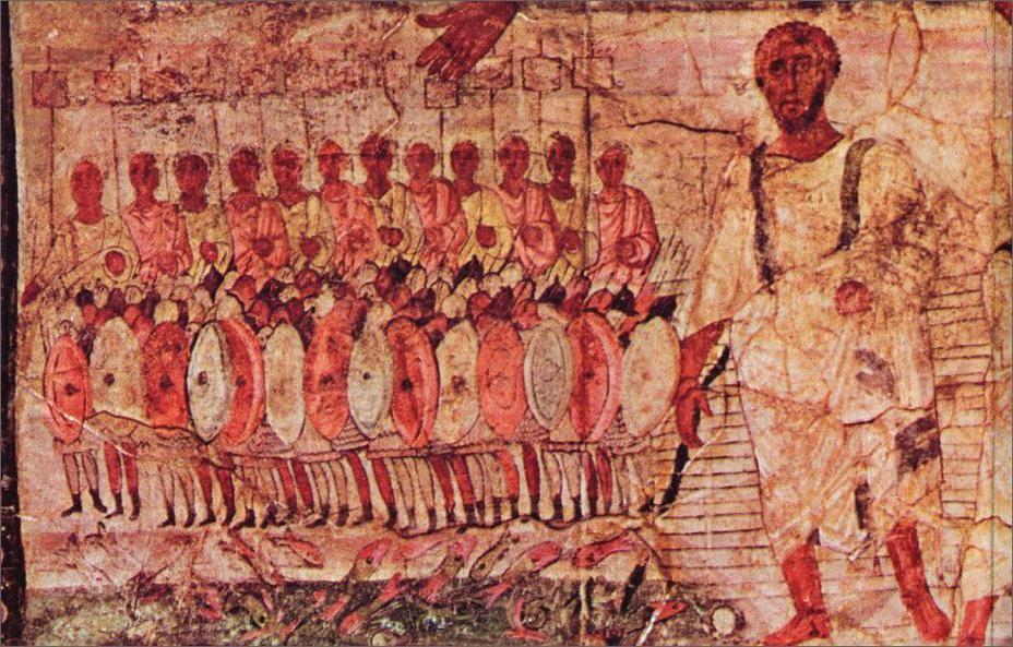 Мулы мария: тяжкое бремя римского солдата