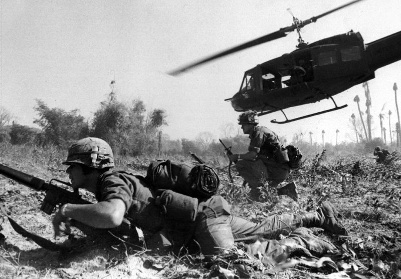 «Мы были солдатами»: битва в долине йа-дранг