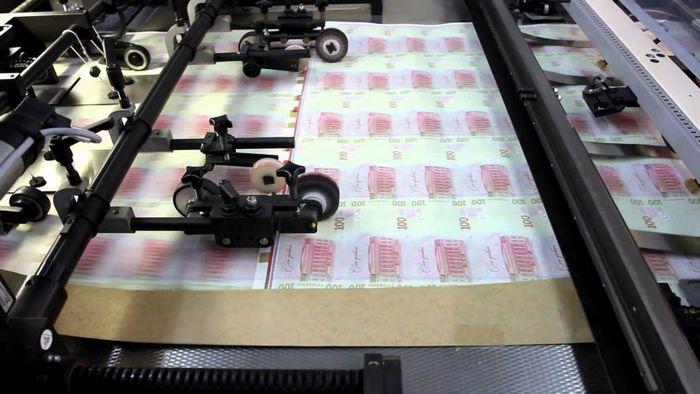 На чем стоит гривня? борьба за печатный станок
