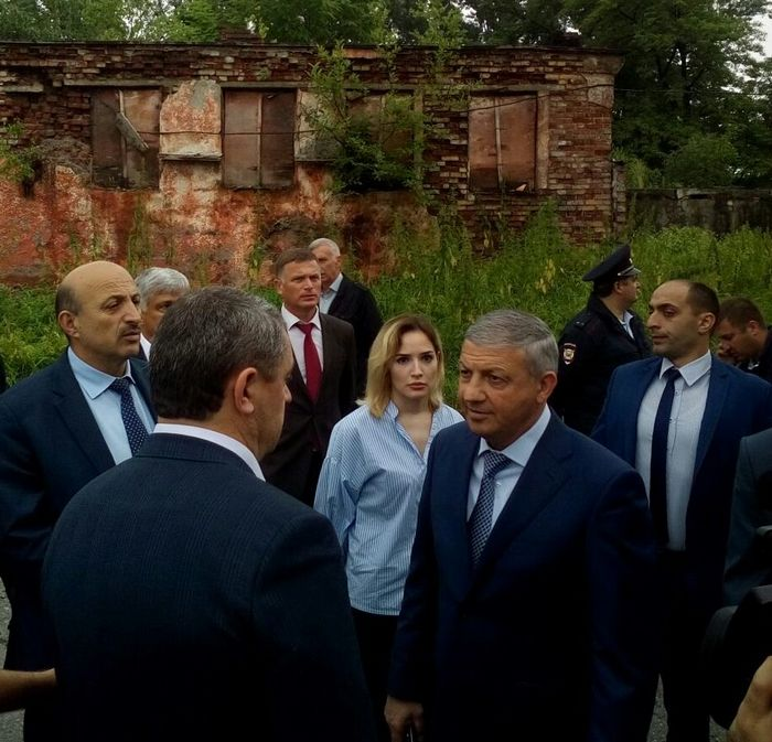 На кавказе разворовывают средства из казны