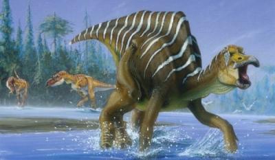 Названа новая версия исчезновения динозавров