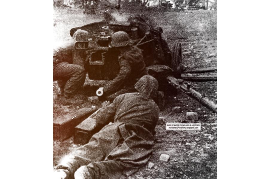 Немецкий артиллерист о войне с ссср