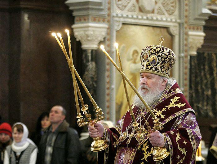 Никон — патриарх московский и всея руси