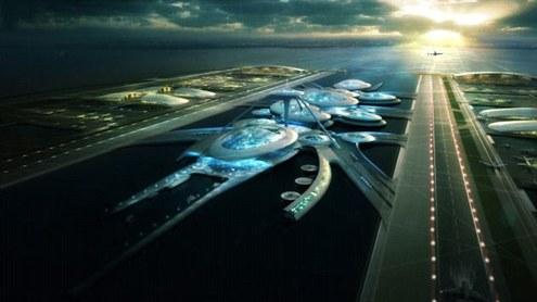 Новый аэропорт упростит жизнь британской столицы