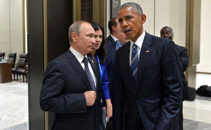 Обама: путин конструктивный партнёр в переговорах по сирии