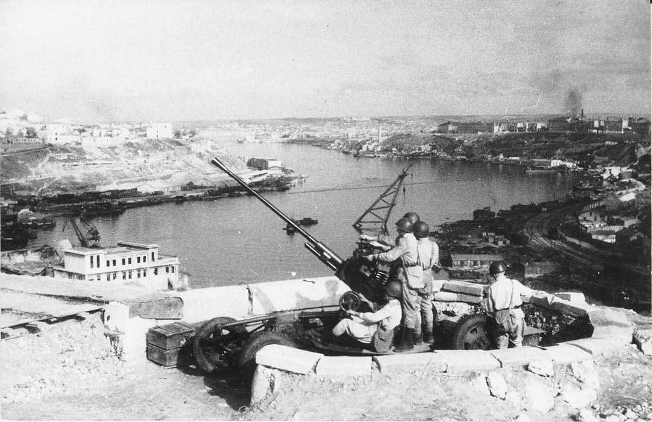 Оборона севастополя: начало