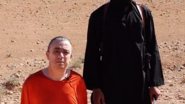 Одичалые боевики исламского государства обезглавили второго японского заложника: фото и видео казни ошеломляет