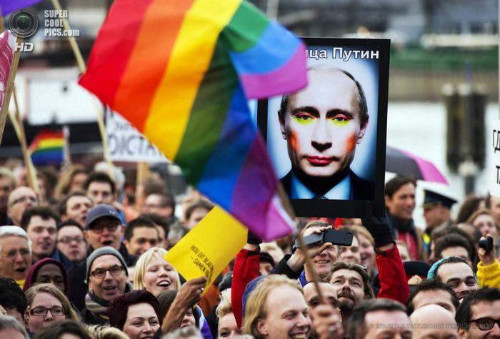 Один пример успешной пропаганды гомосексуализма