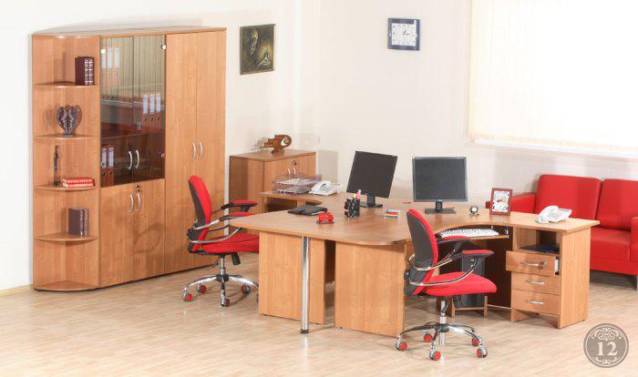 Офисная мебель для персонала и время, безжалостное время