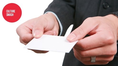 Особенности этикета при получении визиток в японии