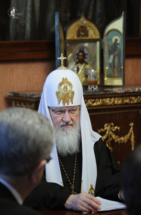 Патриарх кирилл вновь осудил акцию pussy riot