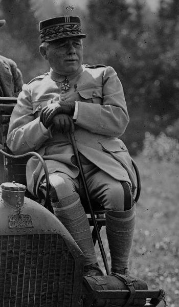 Pere des chars - отец танков