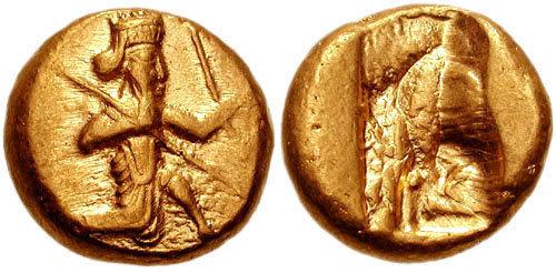 Персидский поход александра: финансовый отчет