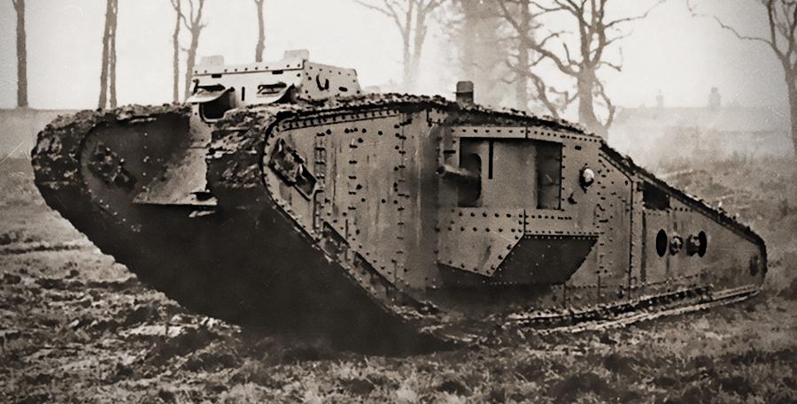 Первое танковое откровение