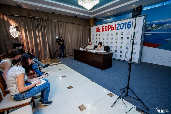 Пограничники дальнего востока досрочно со скандалом голосуют за путина