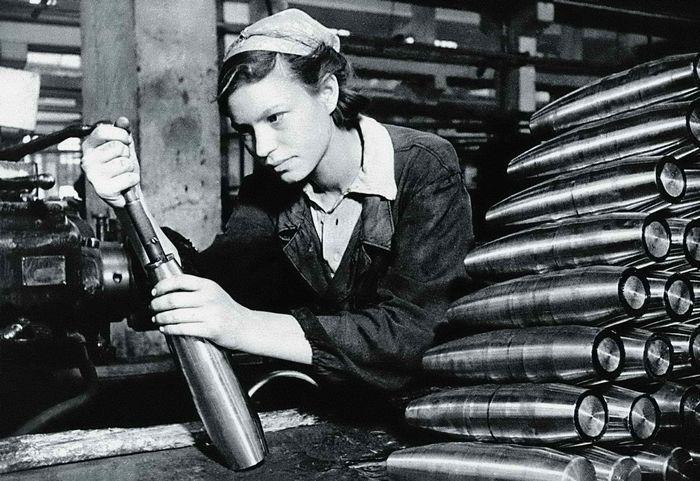 Проблема героизма людей мирных профессий в годы великой отечественной войны