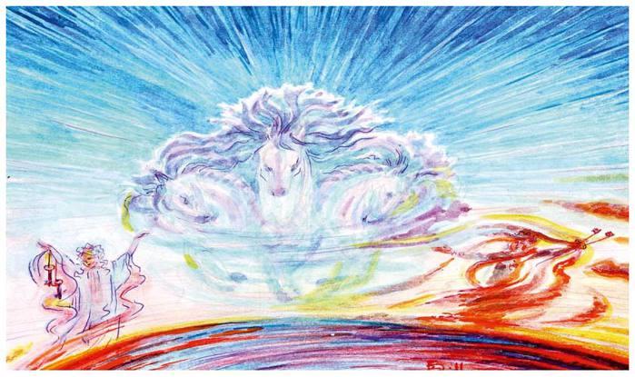 Происхождение мифа, метод и средства его изучения 5 страница