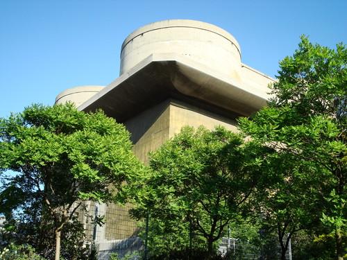Противовоздушные замки нацистов: зенитные башни