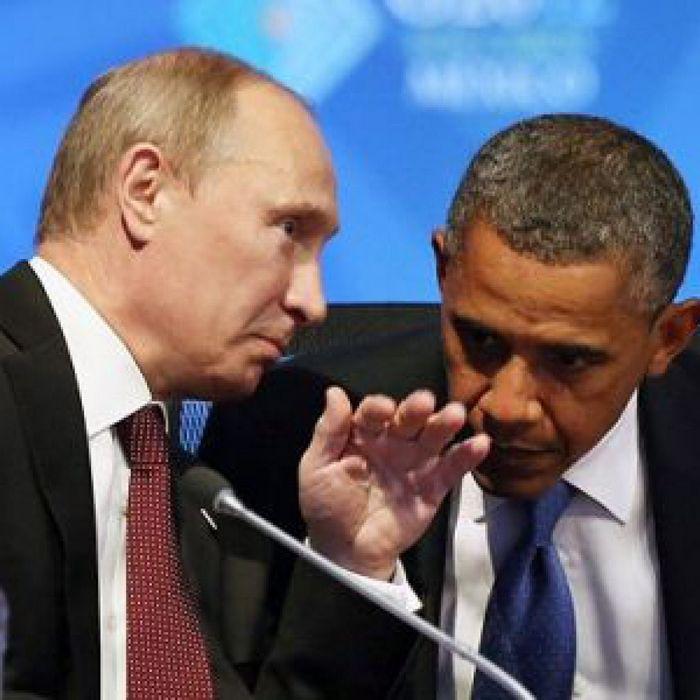Путин против обамы: борьба за роль лучшего союзника