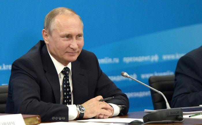 Путин уходит – россия возвращается в g7