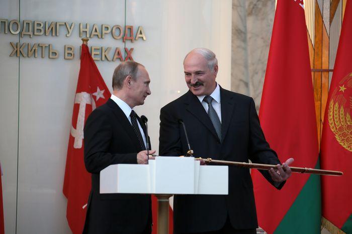 Путин укрепляет свои личные отношения с америкой