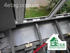 Расширение балконов в киеве – самый рациональный вид ремонта