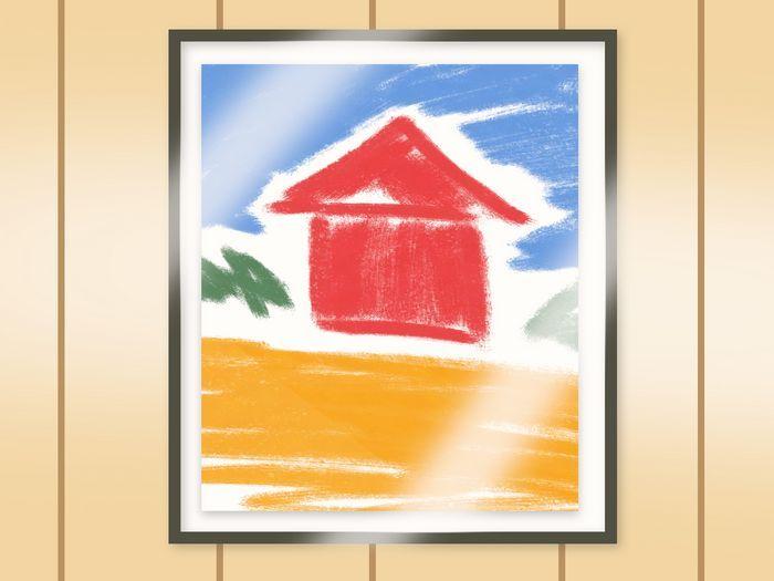 Развитие творческих способностей. вам потребуются: бумага, краски, кисточка