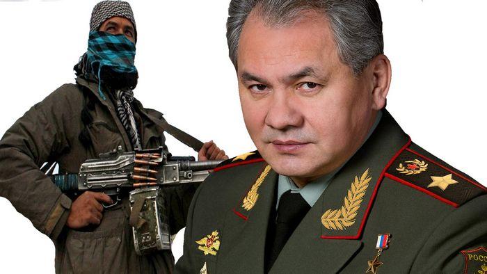 """Россия и """"талибан"""" объединяются против игил?"""