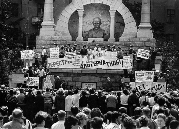 Россия не повторит судьбу советского союза