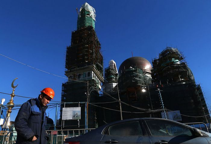 Россия - новый фронт для воинственного ислама