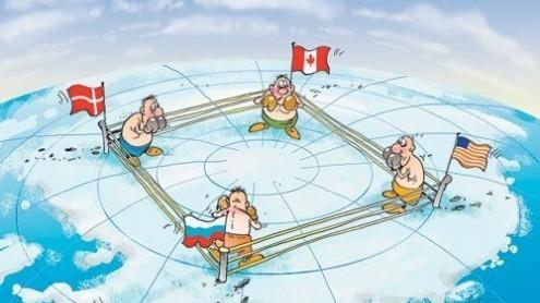 Россия переоформила заявку на расширение континентального шельфа