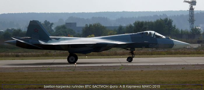 Российский истребитель пятого поколения получит умную обшивку