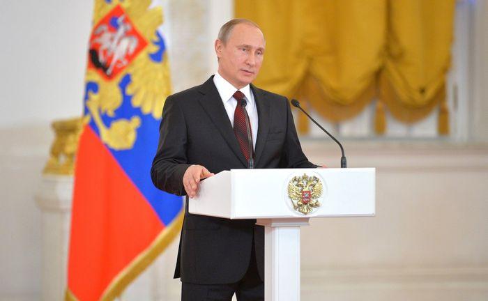 Российского президента принимали в египте как национального героя