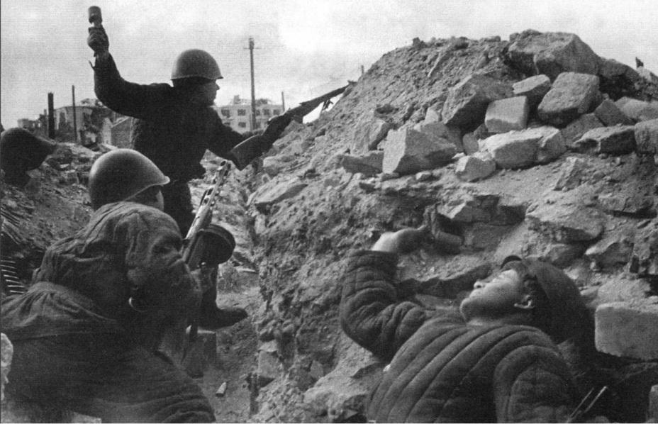 Русские сидят в моём окопе!. сталинградский дневник майора фон лоссова