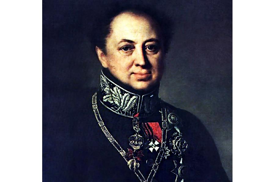 Русский ротмистр и испанский король