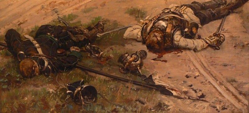 «Сабли в ножны!»: кризис русской кавалерии второй половины xix века