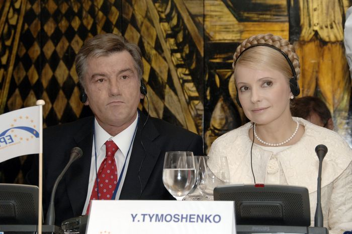 Сегодня виктор ющенко выступил в верховной раде с посланием
