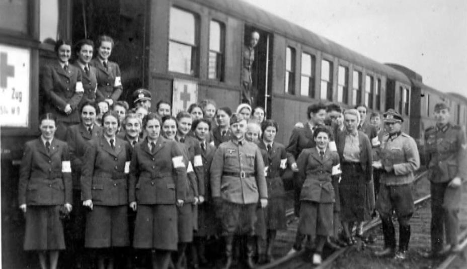 Швейцарская миссия на германо-советском фронте. часть ii