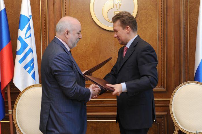 Совет директоров газпрома рассмотрел вопрос об отношениях с украиной
