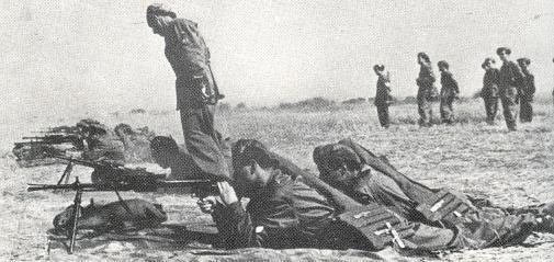 Спецназ «реджиа аэронаутика»: прицел на мальту