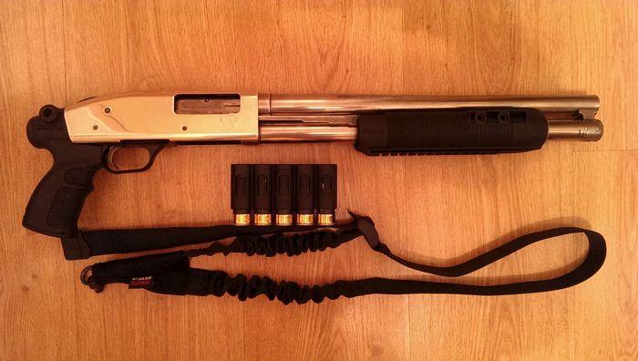 Спилите мушку: нелетальное оружие самообороны