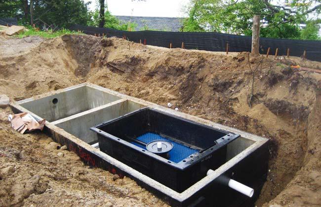 Степени риска хоздеятельности по водоснабжению и водоотводу