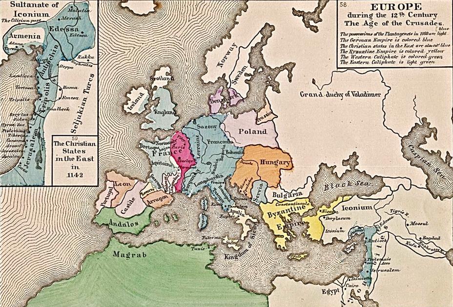 Столетняя война: начало династического конфликта