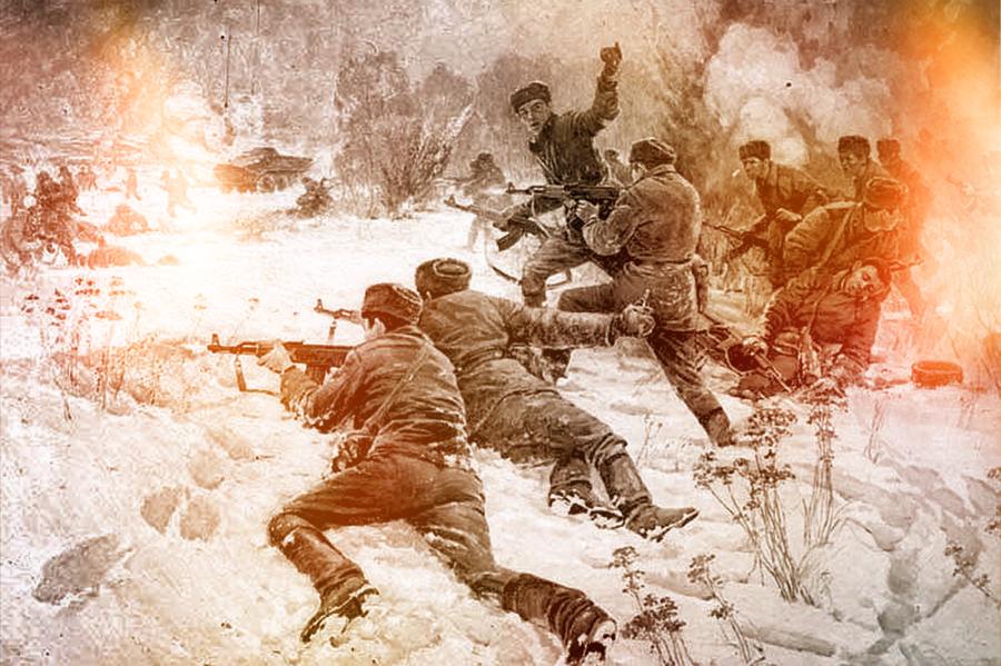 Столкновение на острове даманском 2 марта 1969 года