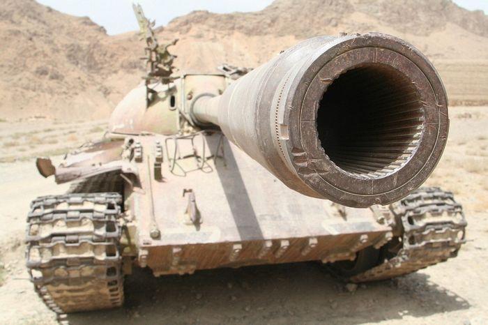 Танковый биатлон: как это работает