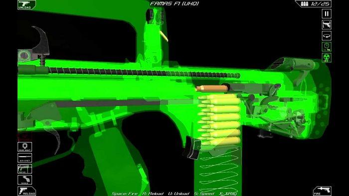 Тестируем настоящее оружие навиртуальном полигоне